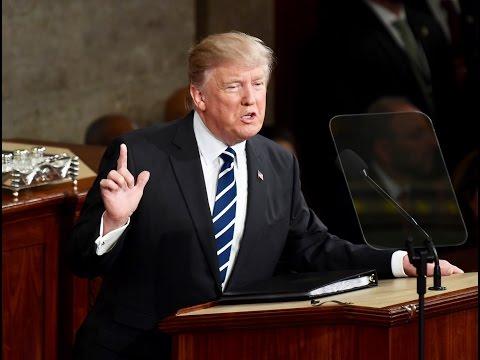 Trump's Address to Congress in Three Minutes