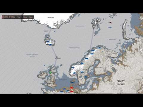 Cold Waters 1984 Campaign - Gonna Sub It - USS Dallas
