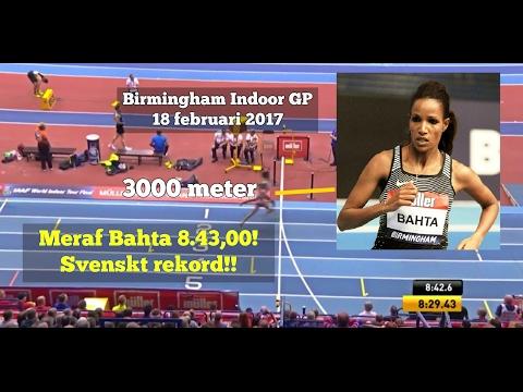 Svenskt rekord av meraf bahta