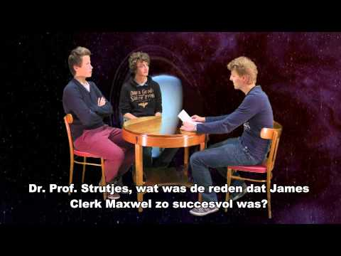 Presentatie ANW- James Clerk Maxwell (Dutch)