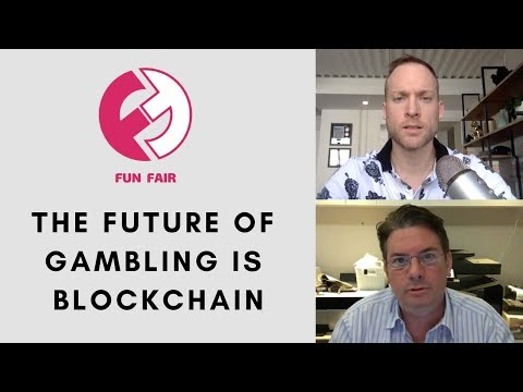 The Future Of Gambling Is Blockchain: Interview W/ The CEO Of FunFair