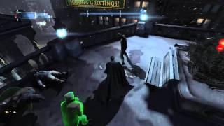 BATMAN ARKHAM ORIGINS GAMEPLAY PC ITA SINGLE PLAYER!!! #01 CAZZEGGIO IN GHOTAM CITY!!!