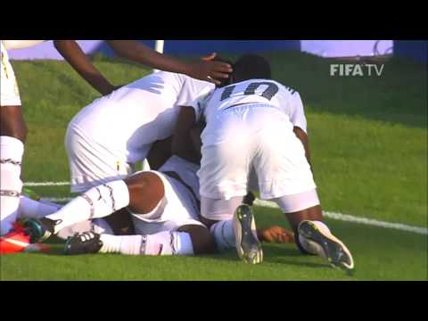 Match 15: USA V Ghana - FIFA U17 Women's World Cup Jordan 2016