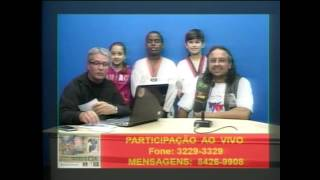 Entrevista com Max Quevedo C.T.A.F.  Participação Especial de seus alunos 21/08/2015
