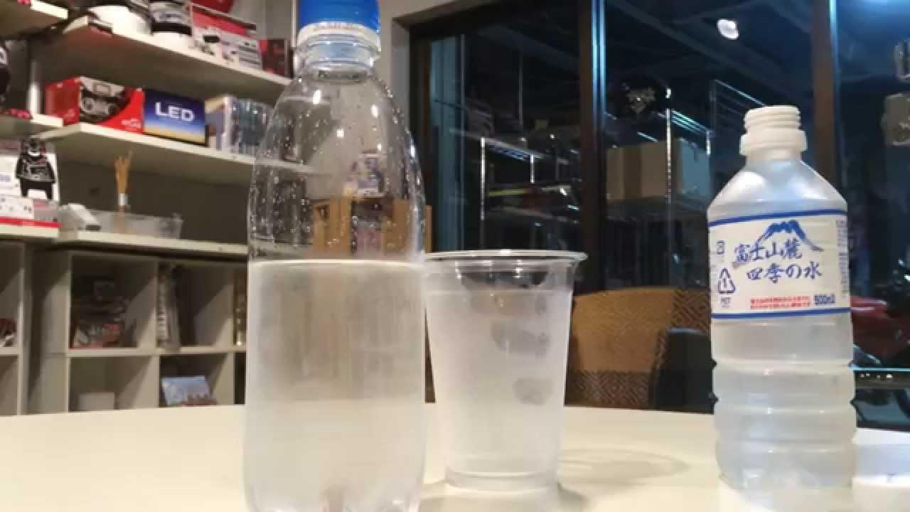 炭酸 水 作り方 エコで簡単!マシンを使わない炭酸水の作り方とは?