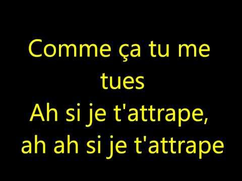 Ai Se Eu Te Pego +Traduction en français