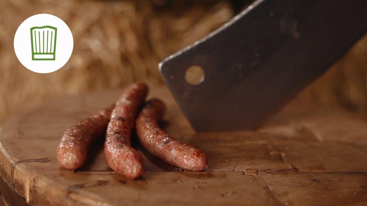 Bratwurst selber machen | Chefkoch.de - YouTube