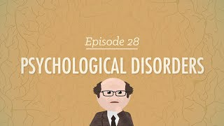 Video Psychological Disorders: Crash Course Psychology #28 download MP3, 3GP, MP4, WEBM, AVI, FLV Juli 2018