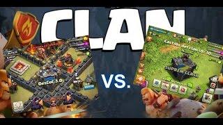Guerra Contra DesCoC 3.0 | Atacando en Live | Clash Of Clans