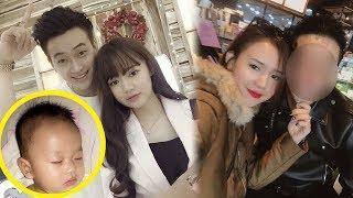 Có con với nhau rồi mà vẫn bị bỏ, bạn gái cũ Ti Ti (HKT) giờ cua được người yêu mới siêu đẹp trai