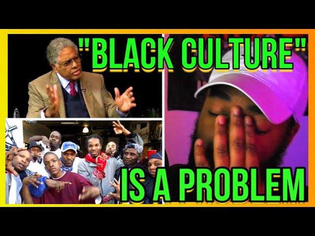 SO BLACK CULTURE IS A PROBLEM?