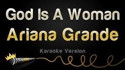 Ariana Grande - God Is A Woman (Karaoke Version)