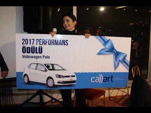 CallArt 2017 Performans Ödülü Kazananı Kübra Kaçmaz