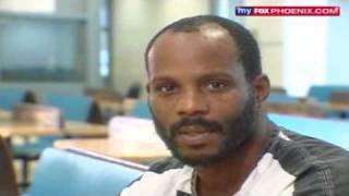 DMX Interview In Jail, Part One