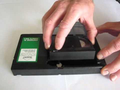 VHS-C Video Cassette Adaptor.avi
