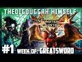 Monster Hunter 4 Ultimate - Week of Greatsword Part 1: Interviewing Wak