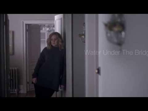 Adele 'Water Under The Bridge, Target Exclusive Advertisement'
