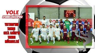 Vole Efsaneler Kupası   Yattara'nın Takımı vs. Celil Sağır'ın Takımı