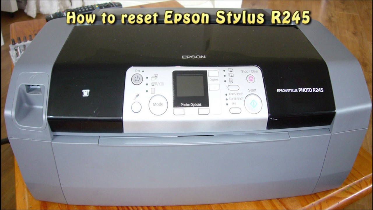 EPSON PHOTO R245 WINDOWS 8.1 DRIVER