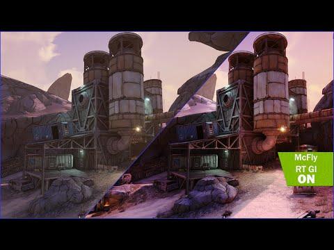 Borderlands 3 - 4K Badass Graphic with Raytracing Global illumination | Photorealistic Reshade