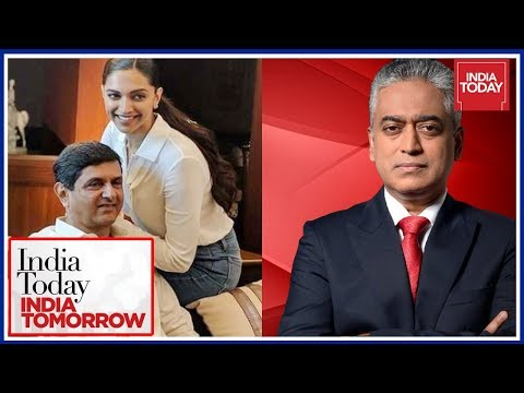 Rajdeep In Conversation With Prakash & Deepika Padukone | India Today India Tomorrow