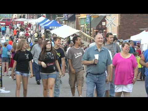 Shoals, Indiana - Catfish Festival #1