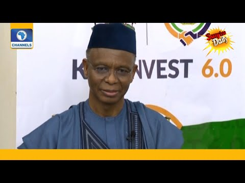 Kadinvest 6.0: We Want To Double Our GDP, Employment Rate, We Are Never Satisfied - Nasir El-Rufai