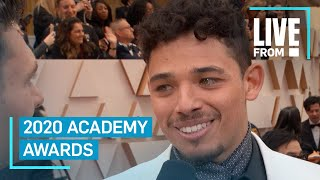 Anthony Ramos Will Never Forget Lin-Manuel Miranda's Guidance | E! Red Carpet & Award Shows