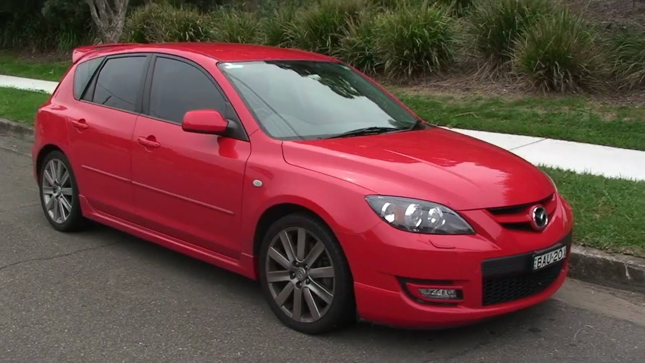 2006 mazda3 mps turbo youtube. Black Bedroom Furniture Sets. Home Design Ideas