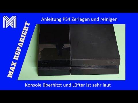 PS4 Lüfter ist