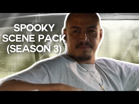 Spooky Scene Pack (EVERY SCENE) | On My Block Season 3 (720p)