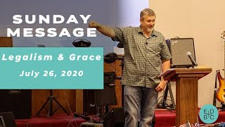 Legalism and Grace