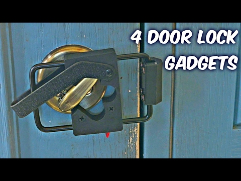 Thumbnail: 4 Door Lock Gadgets put to the Test