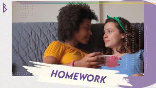 Homework - Websérie LGBT Retalhos: Lesbian Short Film
