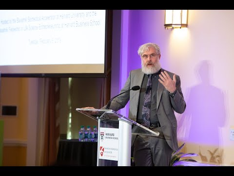 George Church, PhD - Harvard FUSION Symposium 2019