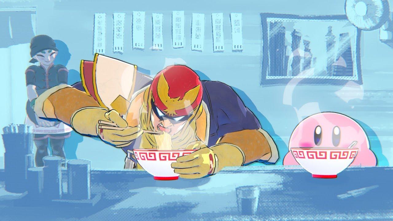Super Smash Bros. Ultimate – Está na hora do ramen! (Nintendo Switch)