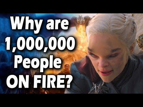 Why Game Of Thrones The Burning of King's Landing Failed