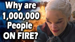 Why Game of Thrones Burning of King