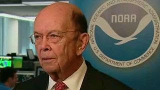 Wilbur Ross: Overall Hurricane Florence is not going to move the economy