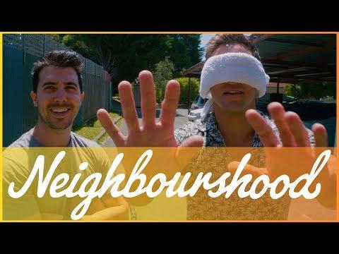 Neighbourshood  Matt Wilson & Travis Burns  The rooftop stunt