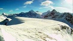 Longest Sled Run, Faulhorn - Grindelwald, Längste Schlittenbahn und Rodel -Bahn  der Welt,
