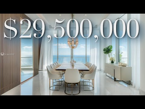 INSIDE THE MOST LUXURIOUS $29,500,000 PENTHOUSE WITH 20,000 SQFT!