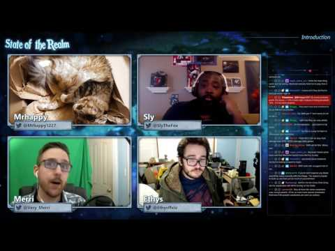 State of the Realm #118 - Media Tour Embargo Lifted! Discussion w/ Ethys & Merri