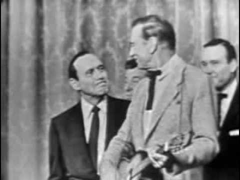 "Gary Cooper Performs ""Bird Dog"" on the Jack Benny Program"