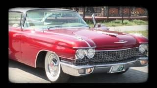 Cadillac de ville coupe 1960