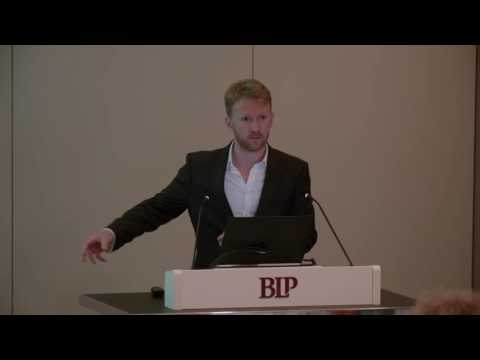 Solar PV Summit: James Court, Renewable Energy Association