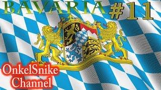 Empire TW. Бавария. #11. Идут года...