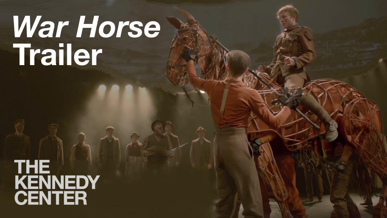 War Horse Trailer - YouTube