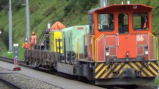 RhB Die Rhätische Bahn Bergün + Preda  2017