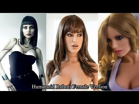 All Best Artificial Intelligence Humanoid Robots Until 2019 || Female Version
